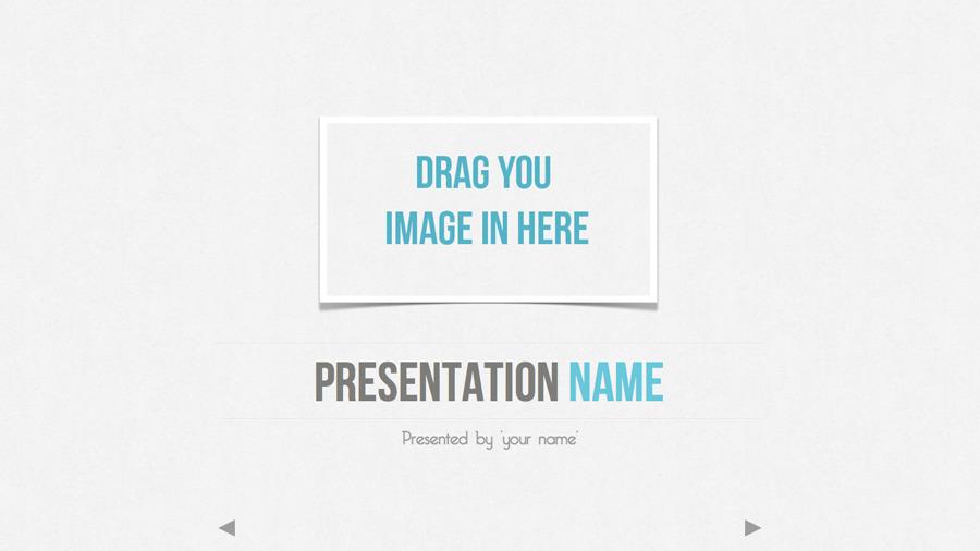 Minimal keynote HD widscreen presentation