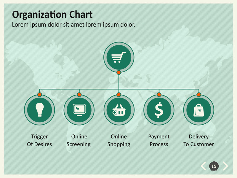 E Commerce Infographic Keynote Template By Kh2838