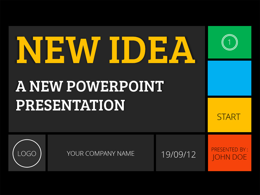 New idea powerpoint presentation by yordstudio graphicriver new idea powerpoint presentation powerpoint templates presentation templates newideapowerpointpresentationpreview01introductiong toneelgroepblik Image collections