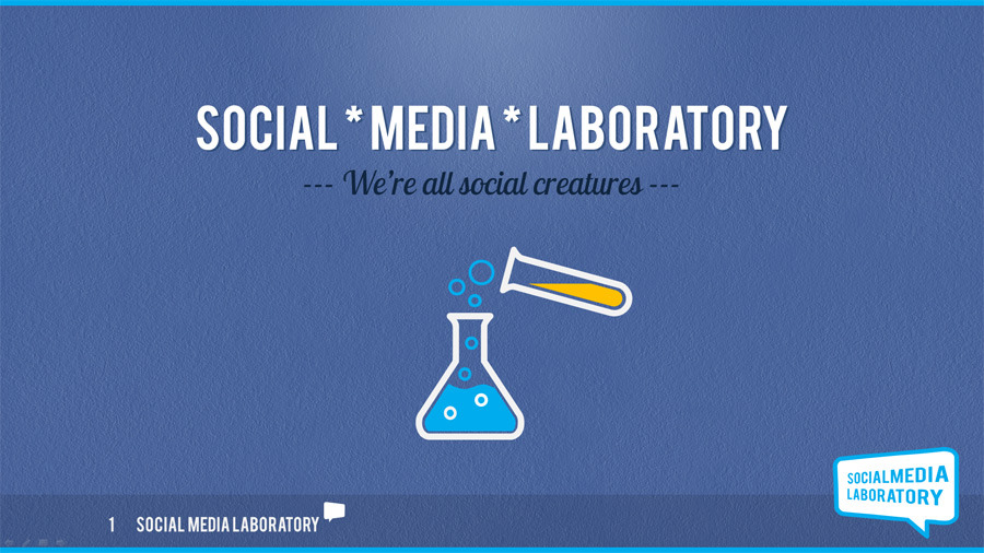 Social media laboratory hd powerpoint template by c 3po graphicriver social media laboratory hd powerpoint template toneelgroepblik Image collections