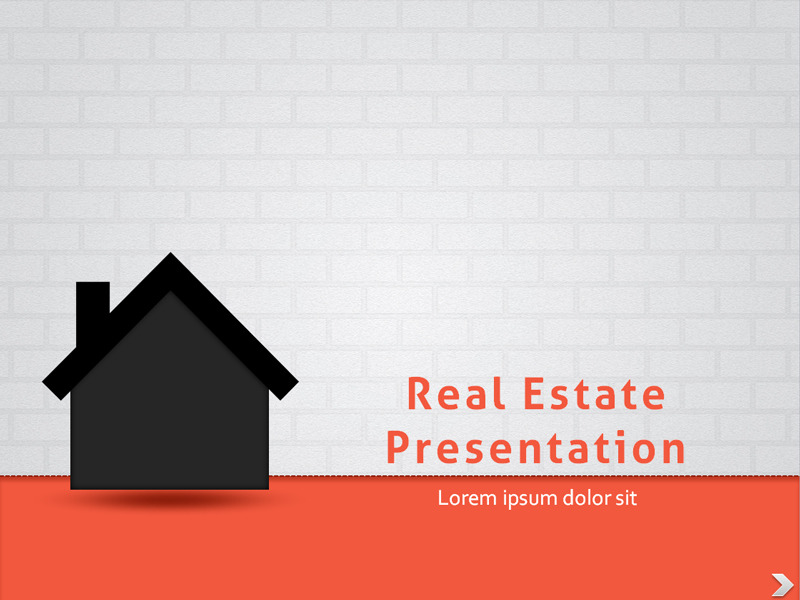Real estate powerpoint presentation template by adriandragne powerpoint templates presentation templates preview image set01previewg toneelgroepblik Choice Image