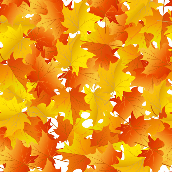 Autumn Seamless - Nature Textures / Fills / Patterns