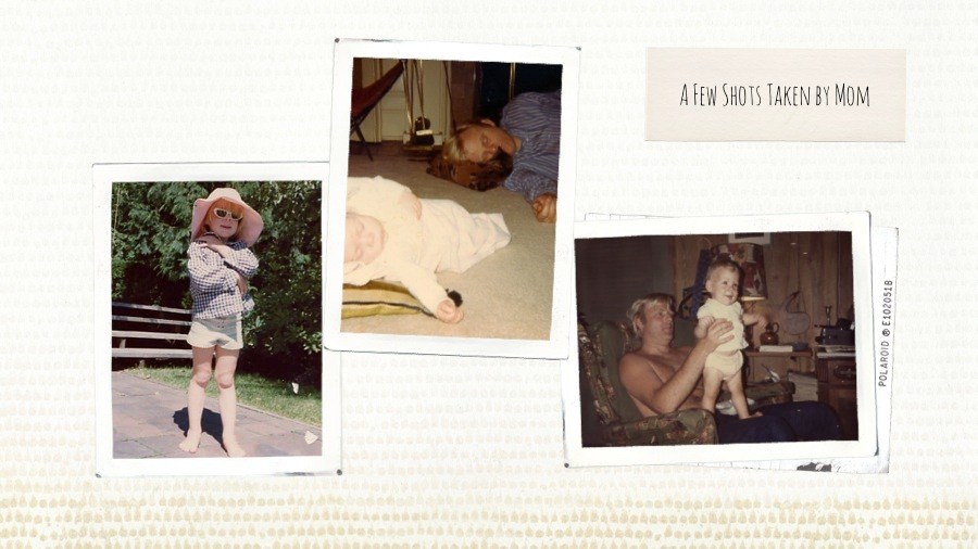 Vintage photo album powerpoint template by 83munkis graphicriver vintage photo album powerpoint template toneelgroepblik Image collections