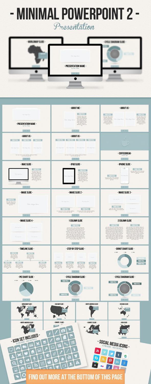 Minimal Powerpoint 2 - PowerPoint Templates Presentation Templates