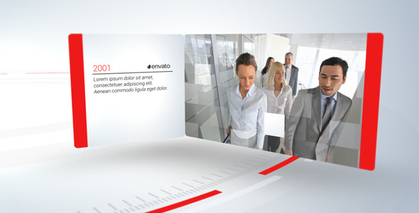 Corporate Timeline By CompDesigns VideoHive - After effects timeline template free