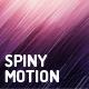 Spiny Motion Background - GraphicRiver Item for Sale