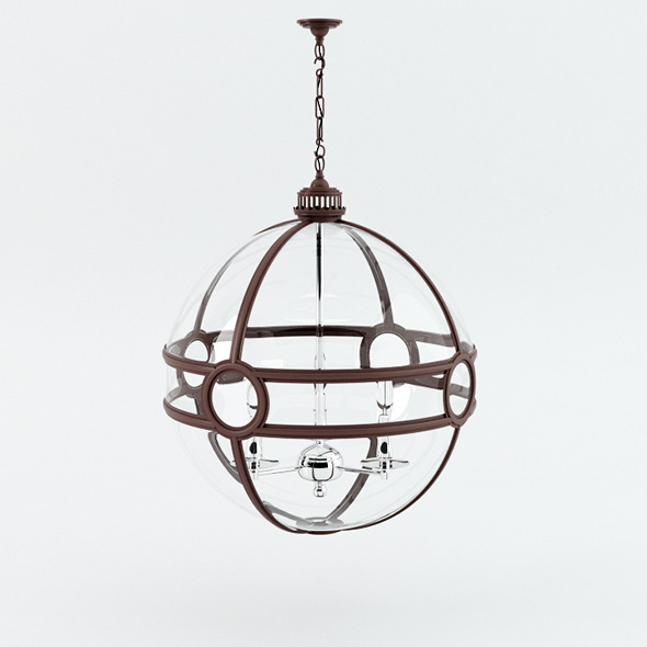 Eichholtz Lantern Hagerty - 3DOcean Item for Sale