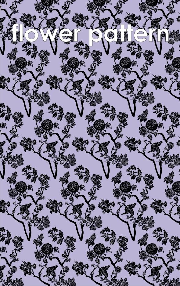 Flower pattern - Nature Textures / Fills / Patterns