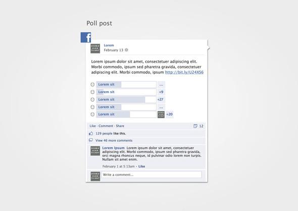 15 Social Media Posts Editable Mockups