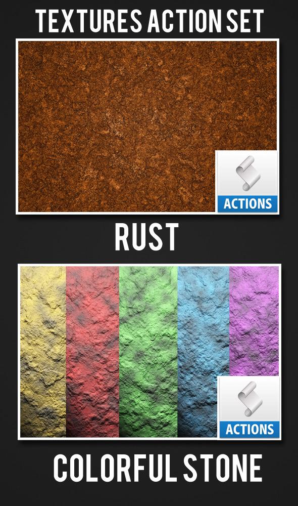 Textures Action Set