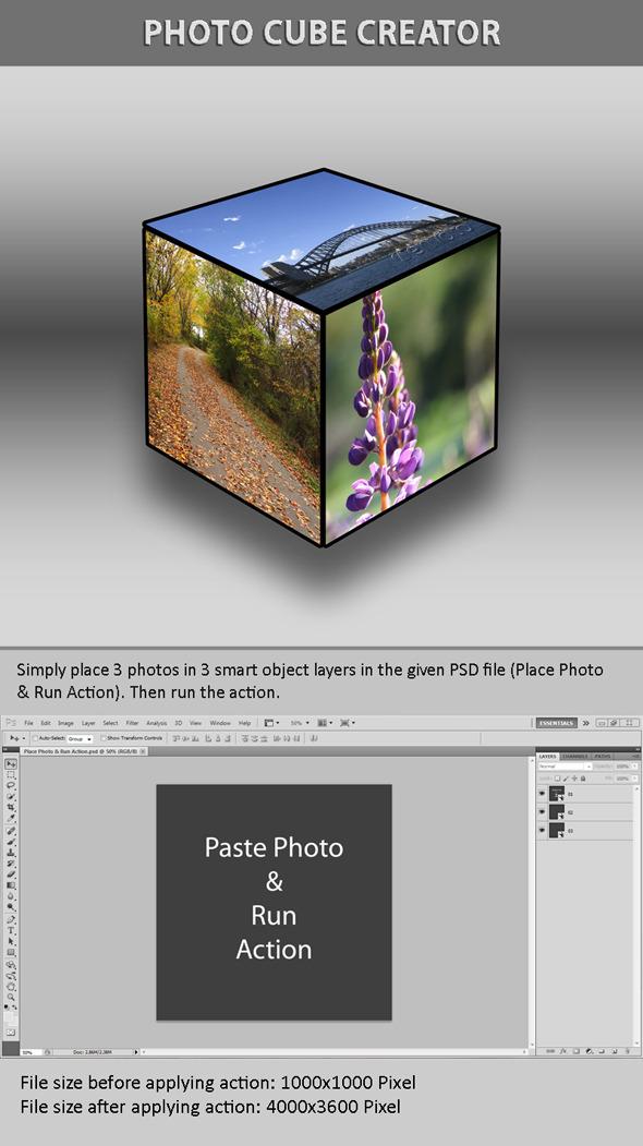 Photo Cube Creator