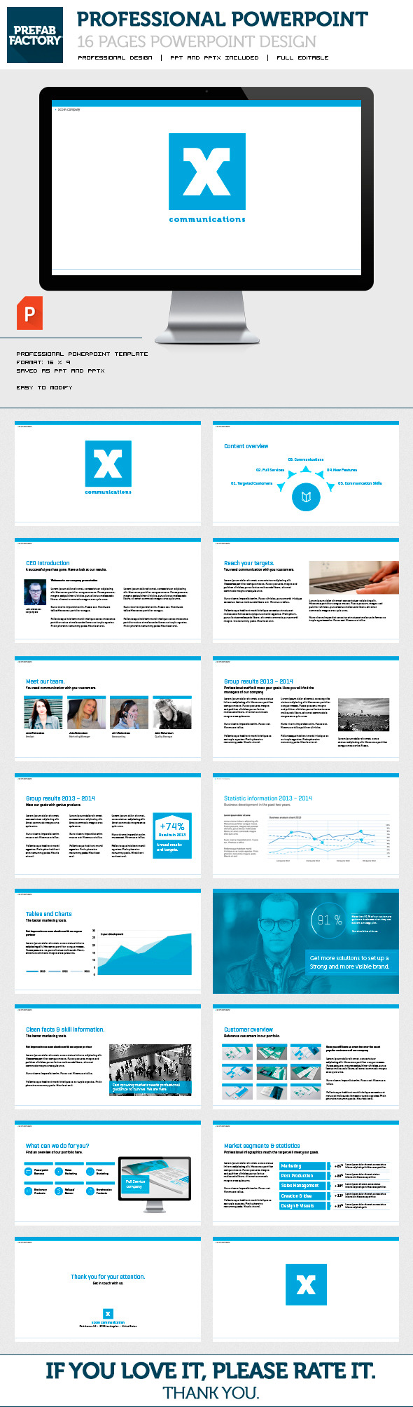 Business Powerpoint Presentation  - Business PowerPoint Templates
