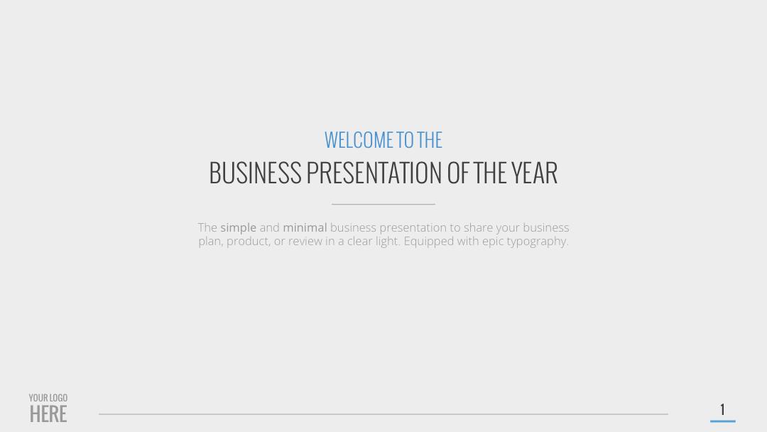 modern business powerpoint templatemikemoloney | graphicriver, Presentation templates