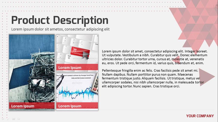 Luxurious PowerPoint Presentation Template By PresentaKit GraphicRiver - Luxury go to market presentation scheme