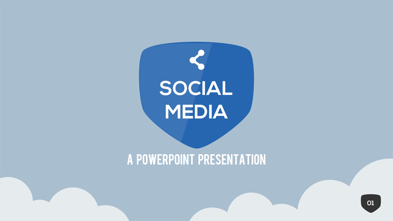 Social Media - Powerpoint Template by Slidehack | GraphicRiver