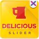 Restaurant and Cafe Slider - GraphicRiver Item for Sale