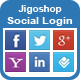 Jigoshop Social Login - WordPress plugin - CodeCanyon Item for Sale