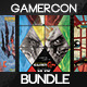 GamerCon Bundle - GraphicRiver Item for Sale