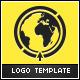 World Click Logo Template - GraphicRiver Item for Sale