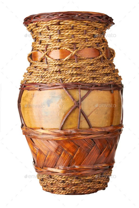 Flower vase - Stock Photo - Images