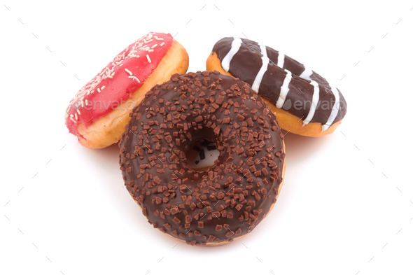 donuts - Stock Photo - Images