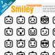 50 Different Smiley - GraphicRiver Item for Sale