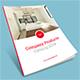 Flat Product Catalog Brochure