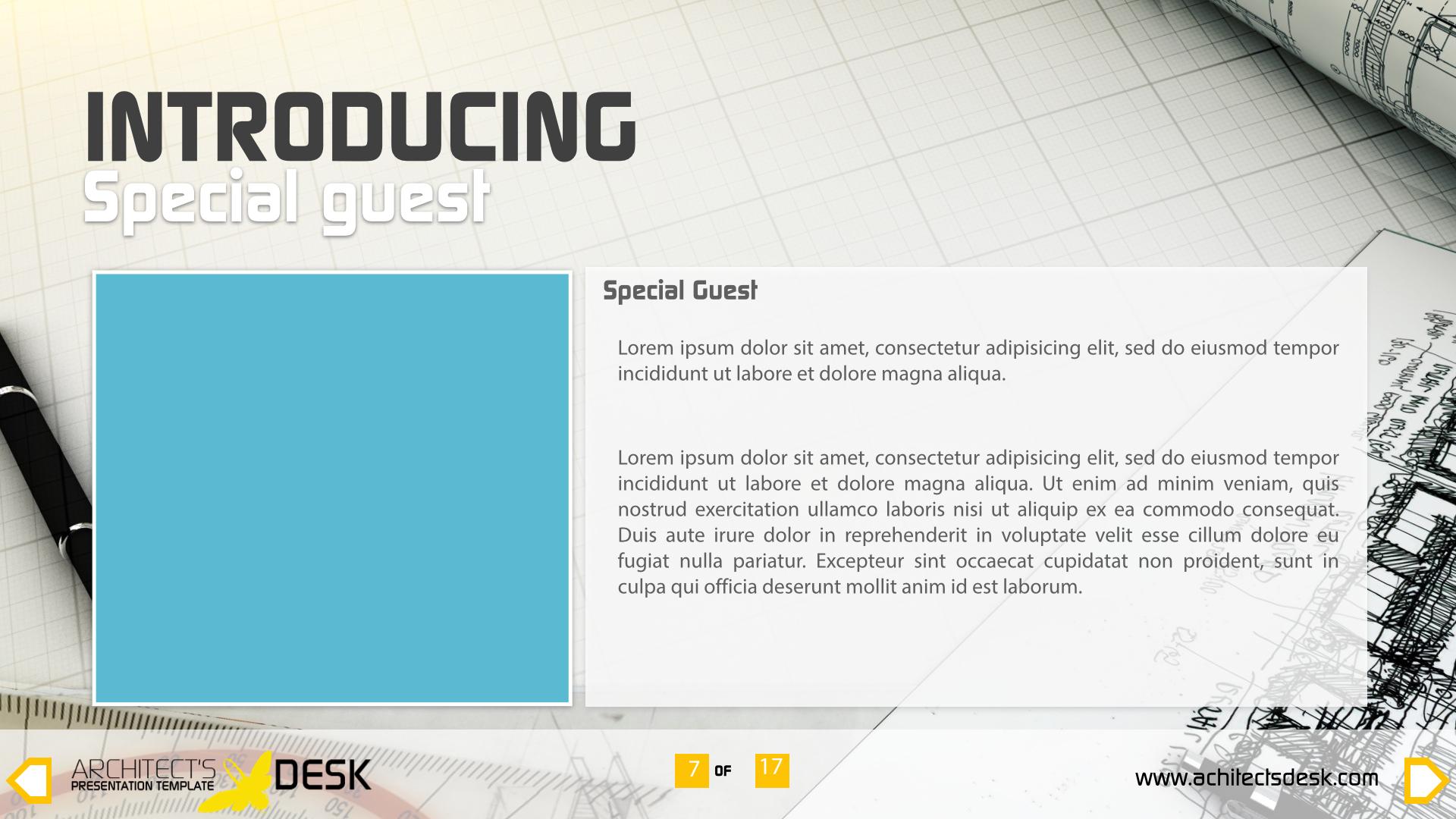 Architects Desk architects desk presentationultinato | graphicriver