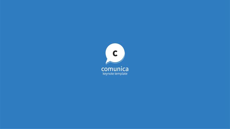 Comunica - Modern Powerpoint Template