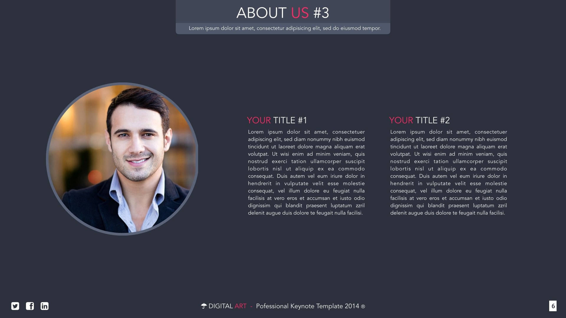 Art powerpoint template image collections templates example free digital art creative powerpoint template by vigitalart art darkdigital art dark006g alramifo image collections toneelgroepblik Images