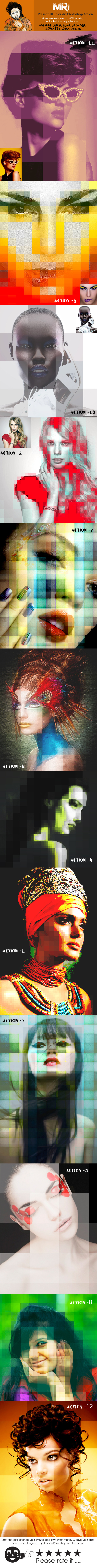 Paixgel art - Actions Photoshop
