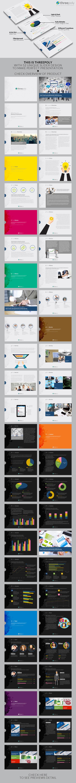 Threepoly Powerpoint Template - PowerPoint Templates Presentation Templates