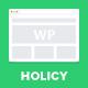 Holicy - Multipurpose Responsive WordPress Theme