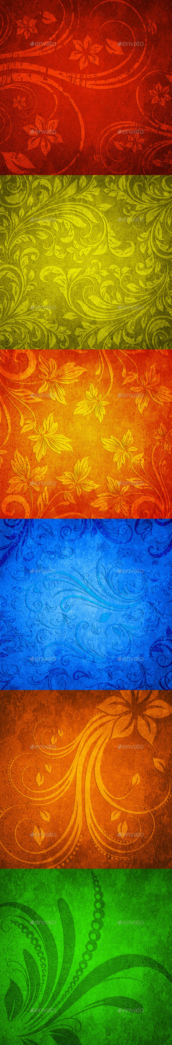 Light Flowers Backgrounds - Backgrounds Graphics