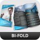 Creative Corporate Bi-Fold Brochure Vol 25 - GraphicRiver Item for Sale