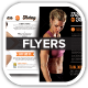 Fitness First Today Health Promotional Flyer - GraphicRiver Item for Sale