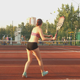 Beautiful Girls Playing Tennis 8 - VideoHive Item for Sale