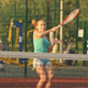 Beautiful Girls Playing Tennis 9 - VideoHive Item for Sale