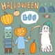 Halloween Icons Collection - GraphicRiver Item for Sale