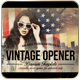 Vintage Opener Two - VideoHive Item for Sale