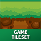 Platformer Tileset - Hills - GraphicRiver Item for Sale