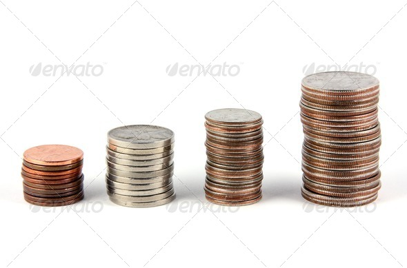 Financial Gain - Stock Photo - Images