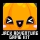 Jack Adventure Game Kit - GraphicRiver Item for Sale