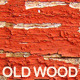 5 Old Red Painted Wood Textures - GraphicRiver Item for Sale