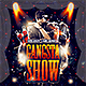 Album / Mixtape CD Cover Gangsta Show - GraphicRiver Item for Sale