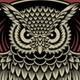 Owl Crest - GraphicRiver Item for Sale
