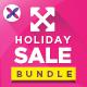 Special Sale Banner Bundle - 4 Sets - GraphicRiver Item for Sale
