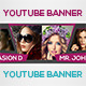 Elegant Youtube Banners - GraphicRiver Item for Sale