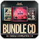 Cd Bundle Compilation  - GraphicRiver Item for Sale