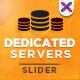 Web Hosting Sliders - GraphicRiver Item for Sale